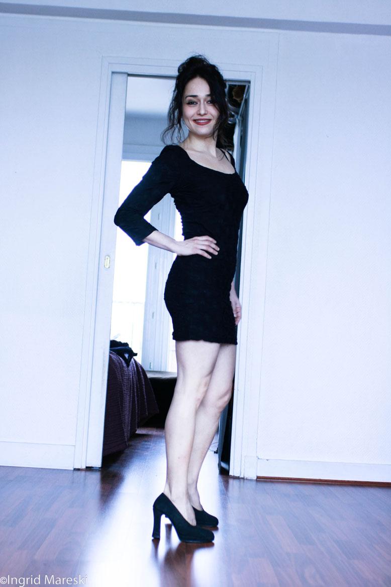 Estelle Grynszpan profil robe - Accueil
